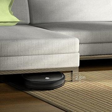 saugroboter tierhaare interesting saugroboter leise flach und fr tierhaare geeignet saugen per. Black Bedroom Furniture Sets. Home Design Ideas