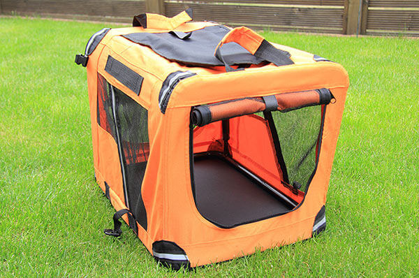 hundebox faltbar faltbare hundeboxen s m l xl xxl. Black Bedroom Furniture Sets. Home Design Ideas